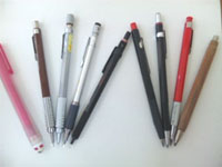 These are pens