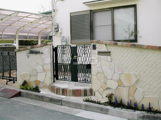 加古川市 H邸地中海風の素敵なエクステリア工事