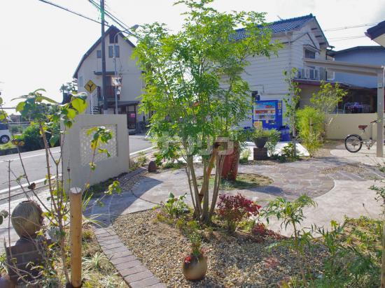 ... の自転車置き場|兵庫県姫路市